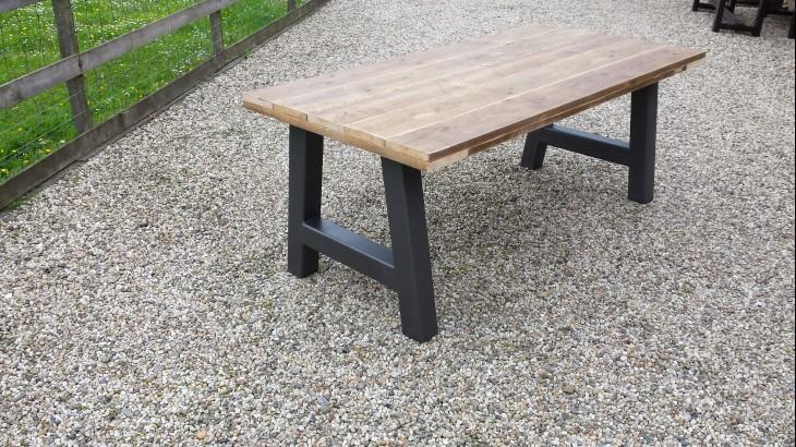 Wasbak laten maken 032623 ontwerp inspiratie for Stalen onderstel tafel laten maken